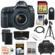 Canon EOS 5D Mark IV 4K Wi-Fi Digital SLR Camera & EF 24-105mm f/4L IS II USM Lens with 64GB SD Card + Battery & Charger + Case + 3 Filters + Tripod + Kit