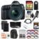 Canon EOS 5D Mark IV 4K Wi-Fi Digital SLR Camera & EF 24-70mm f/4L IS USM Lens with 64GB SD Card + Battery & Charger + Backpack + 12 Filters + Sling Strap + Kit