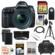 Canon EOS 5D Mark IV 4K Wi-Fi Digital SLR Camera & EF 24-70mm f/4L IS USM Lens with 64GB SD Card + Battery & Charger + Case + 3 UV/CPL/ND8 Filters + Tripod + Kit