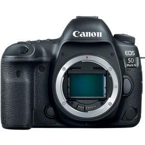 Canon EOS 5D Mark IV 4K Wi-Fi Digital SLR Camera Body