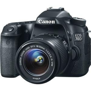 Click here for Canon EOS 70D Digital SLR Camera & EF-S 18-55mm IS... prices