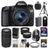Canon EOS 70D Digital SLR Camera & EF-S 18-55mm IS STM Lens with 75-300mm Lens + 64GB Card + Battery/ Charger + Backpack + Tripod + Tele/Wide Lens Kit