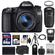 Canon EOS 70D Digital SLR Camera & EF-S 18-55mm IS STM Lens with 55-250mm IS STM Lens + 64GB Card + Battery + Case + Tripod + Flash + Accessory Kit