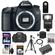 Canon EOS 70D Digital SLR Camera Body with 64GB Card + Battery + Case + Flash + Tripod + HDMI Cable + Accessory Kit