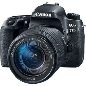 Canon EOS 77D Wi-Fi Digital SLR Camera