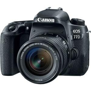 Canon EOS 77D Wi-Fi Digital SLR Camera