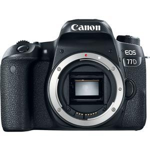 Canon EOS 77D Wi-Fi Digital SLR Camera Body