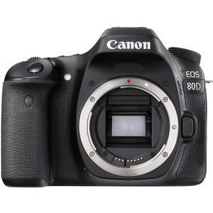 Canon EOS 80D Wi-Fi Digital SLR Camera Body