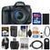 Canon EOS 7D Mark II GPS Digital SLR Camera & EF-S 18-135mm IS STM Lens with 32GB Card + Backpack + Battery/Charger + Filter + Remote + Kit