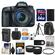 Canon EOS 7D Mark II GPS Digital SLR Camera & EF-S 18-135mm IS STM Lens with 64GB Card + Backpack + Battery/Charger + Tripod + Filter + Tele/Wide Lens Kit