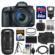 Canon EOS 7D Mark II GPS Digital SLR Camera & EF-S 18-135mm IS STM Lens with 70-300mm IS II USM Lens + 64GB Card + Case + Flash + Battery + Tripod + Kit