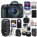 Canon EOS 7D Mark II GPS Digital SLR Camera & EF-S 18-135mm IS STM Lens with 70-300mm IS USM Lens + 64GB Card + Backpack + Battery/Charger + Tripod + 2 Lens Kit