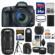 Canon EOS 7D Mark II GPS Digital SLR Camera & EF-S 18-135mm IS STM Lens with 70-300mm IS II USM Lens + 64GB Card + Backpack + Battery/Charger + Tripod + Kit