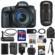 Canon EOS 7D Mark II GPS Digital SLR Camera & EF-S 18-135mm IS STM Lens with 70-300mm IS II USM Lens + 64GB Card + Backpack + Tripod + Grip + Battery + Kit