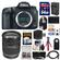 Canon EOS 7D Mark II GPS Digital SLR Camera Body with 18-200mm IS Lens + 64GB Card + Backpack + Battery/Charger + Tripod + Kit