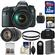Canon EOS 6D Digital SLR Camera Body with EF 24-105mm L IS USM Lens with EF 70-300mm IS Lens + 32GB Card + Battery + Case + Filters + Remote + Accessory Kit