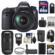 Canon EOS 6D Digital SLR Camera Body with EF 24-105mm L IS USM Lens with EF 70-300mm IS II Lens + 64GB Card + Backpack + Flash + Grip + Battery & Charger Kit