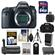 Canon EOS 6D Digital SLR Camera Body with 64GB Card + Case + Battery & Charger + Battery Grip + Tripod + Remote + Accessory Kit