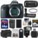 Canon EOS 6D Digital SLR Camera Body with EF 70-300mm IS II USM Lens + 64GB Card + Battery + Case + Flash + Grip + Kit