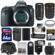 Canon EOS 6D Digital SLR Camera Body with 24-70mm f/2.8 L II & 70-300mm IS II Lenses + 64GB Card + Case + Flash + Grip + Kit