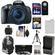 Canon EOS Rebel T5i Digital SLR Camera & EF-S 18-135mm IS STM Lens with 64GB Card + Battery & Charger + Backpack + 3 UV/CPL/ND8 Filters + Remote + Tripod Kit