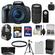 Canon EOS Rebel T5i Digital SLR Camera & EF-S 18-135mm IS STM Lens with EF 75-300mm III Lens + 64GB Card + Battery + Backpack + 3 Filters Kit