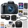 Canon EOS Rebel T5i Digital SLR Camera & EF-S 18-55mm IS STM Lens with 32GB Card + Case + Battery & Charger + Filter + Tele/Wide Lens Kit
