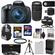 Canon EOS Rebel T5i Digital SLR Camera & EF-S 18-55mm IS STM Lens with EF 75-300mm III Lens + 64GB Card + Battery + Backpack + 2 Lenses + Accessory Kit