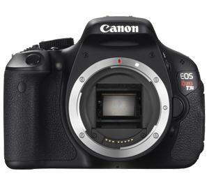 Canon EOS Rebel T3i Digital SLR Camera Body