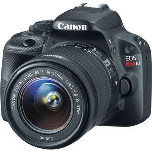 Click here for EOS Rebel SL1 18 Megapixel Digital SLR Camera (Bod... prices
