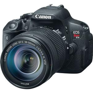 Canon EOS Rebel T5i Digital SLR Camera & EF-S 18-135mm IS STM Lens