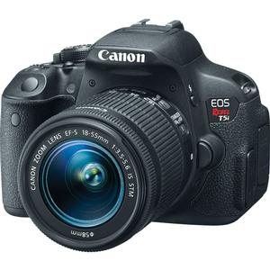Canon EOS Rebel T5i Digital SLR Camera and EF-S 18-55mm IS STM Lens