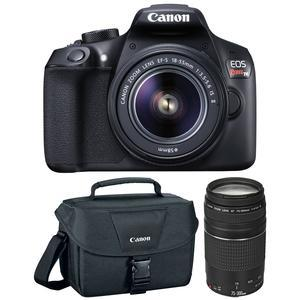 Click here for Canon EOS Rebel T6 Wi-Fi Digital SLR Camera & EF-S... prices