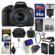 Canon EOS Rebel T6i Wi-Fi Digital SLR Camera & EF-S 18-135mm IS STM Lens with 64GB Card + Case + Flash + Battery & Charger + Tripod + UV Filter + Remote + Kit