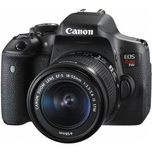 Click here for Canon EOS Rebel T6i Wi-Fi Digital SLR Camera & EF-... prices