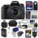 Canon EOS Rebel T6s Wi-Fi Digital SLR Camera & EF-S 18-135mm IS STM Lens with 64GB Card + Case + Flash + Battery & Charger + Tripod + UV Filter + Remote + Kit