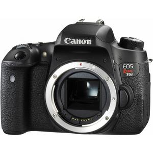 Click here for Canon EOS Rebel T6s Wi-Fi Digital SLR Camera Body prices