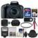 Canon EOS Rebel T7i Digital SLR Camera & EF-S 18-135mm IS STM Lens with 32GB Card + Case + Tripod + UV Filter + Remote + Kit