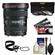 Canon EF 17-40mm f/4 L USM Zoom Lens with 3 (UV/ND8/CPL) Filters + Accessory Kit