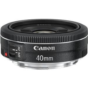 Canon EF 40mm f-2.8 STM Pancake Lens