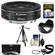 Canon EF 40mm f/2.8 STM Pancake Lens with 3 (UV/CPL/ND8) Filters + Hood + Tripod + Accessory Kit