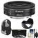 Canon EF 40mm f/2.8 STM Pancake Lens with 3 (UV/CPL/ND8) Filters + Hood + Backpack + Accessory Kit