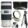 Canon EF 70-200mm f/4L IS USM Zoom Lens with Tripod + Ring Mount + 3 UV/CPL/ND8 Filters + Kit