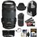 Canon EF 70-300mm f/4-5.6 IS USM Zoom Lens with 3 Filters + Hood + Pouch + Sling Backpack + Kit