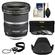 Canon EF-S 10-22mm f/3.5-4.5 USM Ultra Wide Angle Zoom Lens with 3 UV/CPL/ND8 Filters + Lens Hood + Accessory Kit