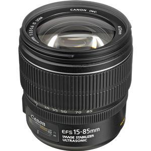 Canon EF-S 15-85mm f/3.5-5.6 IS USM Zoom Lens