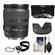 Canon EF 28-135mm f/3.5-5.6 IS USM Zoom Lens with 3 UV/FLD/CPL Filters + Accessory Kit