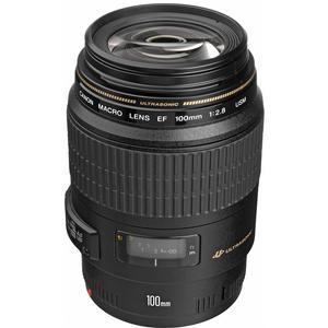 Canon EF 100mm f-2.8 Macro USM Lens