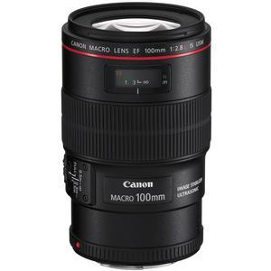 Canon EF 100mm f-2.8 L IS Macro USM Lens