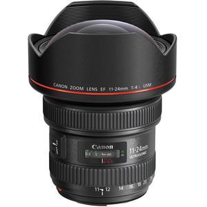 Canon EF 11-24mm f-4.0L USM Zoom Lens